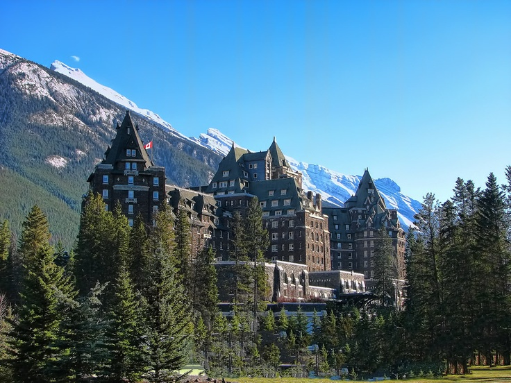 Hotels Close To Banff National Park