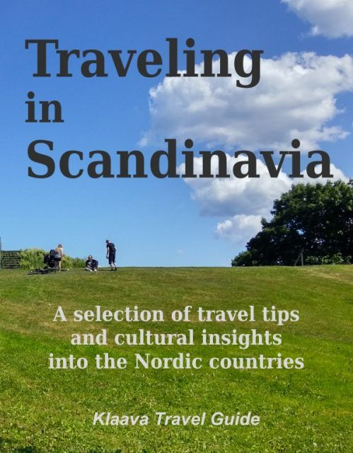 Tips for traveling in Scandinavia in a free guidebook