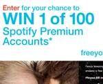 Spotify Premium Accounts - http://ratedfreestuff.co.uk/spotify-premium-accounts/