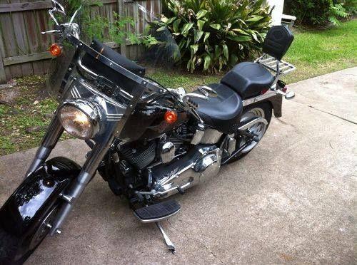 2002 Harley-Davidson FLSTF FLSTFI Fat Boy -  Houston, TX #1394734849 Oncedriven