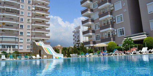 Wohnung kaufen Alanya  meerblick