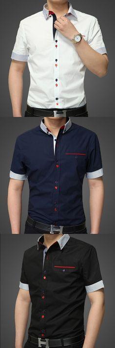 Atrevete a utilizar esta #camisa de lino. Encuentra tu preferida aquí.