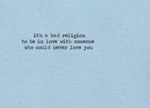 Frank Ocean - Bad Religion