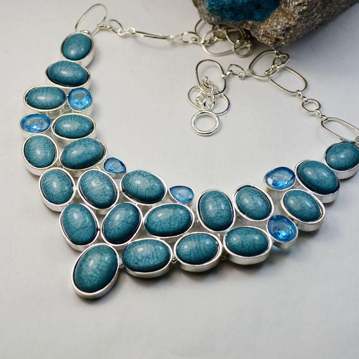 Винтажный модный женщины бархотка кристалл длинная ожерелье воротник себе монохромный