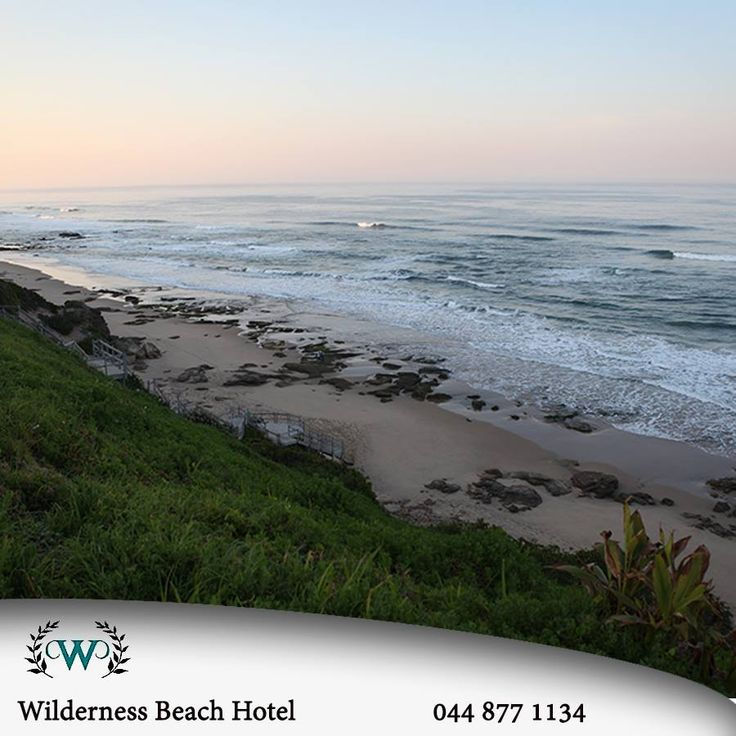 Staying at the Wilderness Beach Hotel will give you direct access to one of the most beautiful shore lines in the Garden Route. Nothing between you and the freedom of walking on the white sandy beach during either sunrise or sunset. Take a walk on the romantic side and make your booking today. #accommodation #destinations #getaway