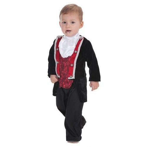 Disfraz Vampiro Gótico Bebe (0 a 12 meses)