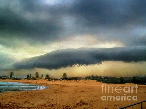 #Beach #Storm at Sunset by #Kaye_Menner #Photography Quality Prints Cards Products at: https://kaye-menner.pixels.com/featured/beach-storm-at-sunset-by-kaye-menner-kaye-menner.html