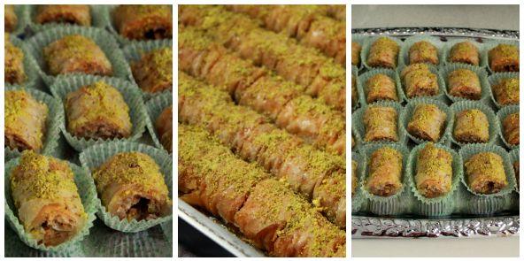 Recept: Turkse Baklava Rolls