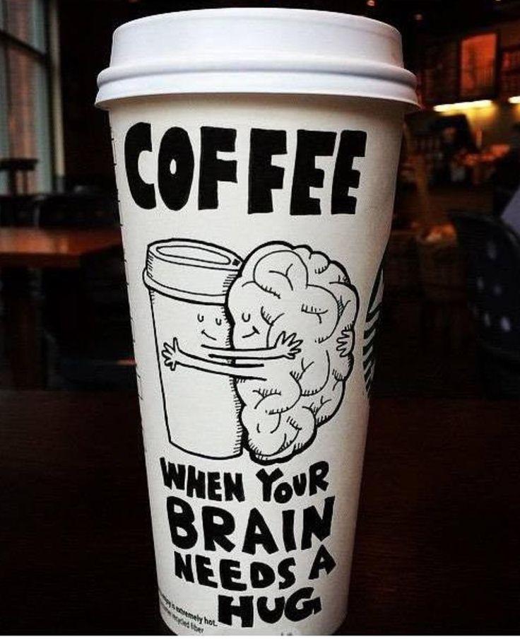 My brain needs a lot of hugs