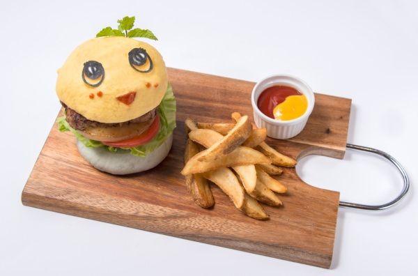 【かわいい】ふなっしーカフェ「FUNA cafe」メニュー公開なっしー!