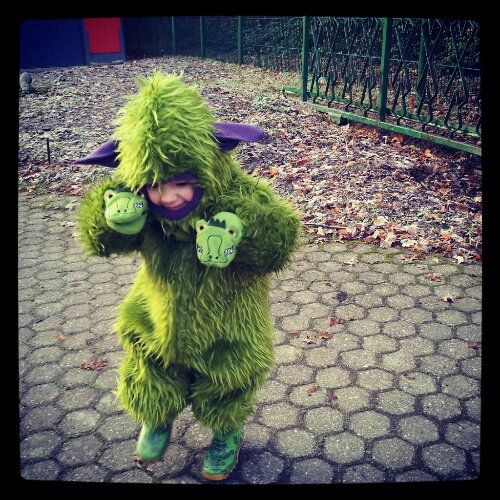 steffmade » Blog Archive » Der Grinch