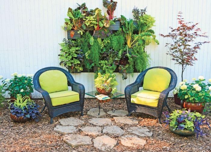 1001 Idees Pour Amenager Un Jardin Ou Potager Vertical Amenagement Jardin Potager Vertical Et Jardin En Hauteur