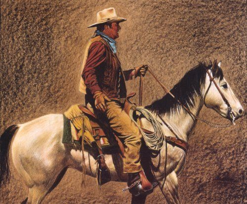 The Duke, by Don Marco, the Master Crayola Artist