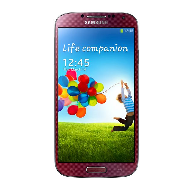 Introducing the Samsung Galaxy S 4 - where power meets simplicity.  • Capture amazing photos with virtually no shutter lag. • Easily find entertainment with Samsung WatchON and Smart Remote. • Navigate your screen without touching it with Air View.