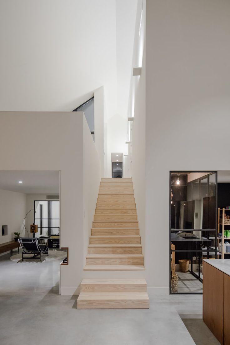 Oltre 25 fantastiche idee su interni casa su pinterest for Case in stile capannone