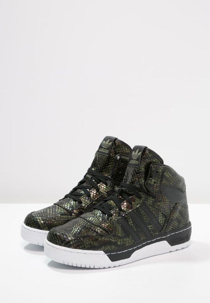 M ATTITUDE REVIVE - Sneakers hoog - core black/white   Attitude, Sneakers  adidas and Adidas