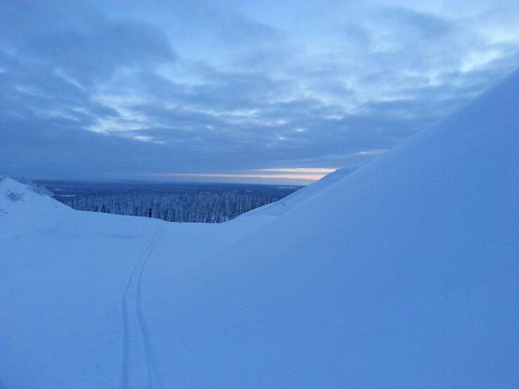 Ylläs Finland