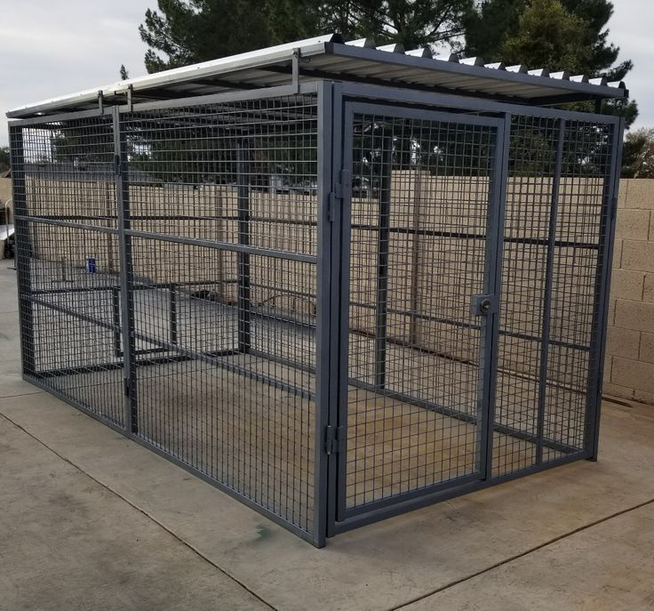 Commercial Quality Outside Dog Kennels Single Runs In 2020 Outside Dogs Dog Breeding Kennels Dog Kennel Outside