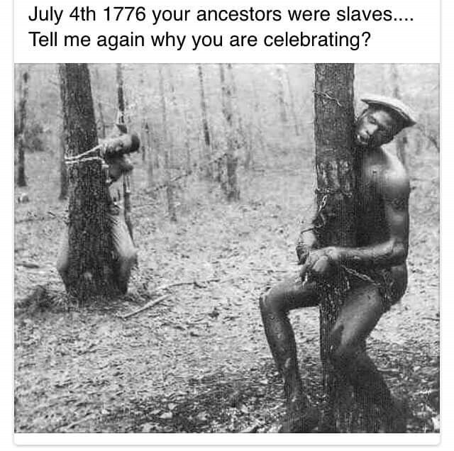 july 4th 1776 black history