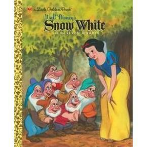 Walt Disney's classic <em>Snow White and the Seven Dwarfs </em>is being released on Platinum Edition DVD. Now new and old fans can relive the magic of this beloved film as it is retold in a beautiful full-color Little Golden Book!