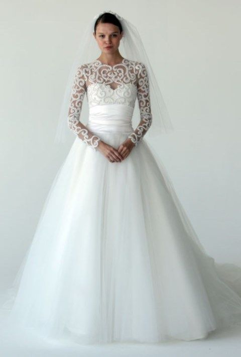 88 best Gorgeous winter wedding dresses images on Pinterest
