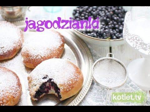 Jagodzianki przepis | Kotlet.TV