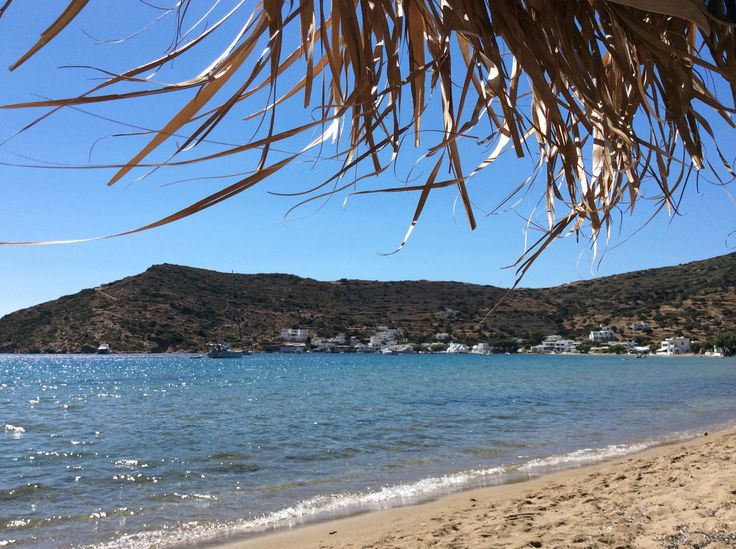Vathi beach, Sifnos Island, Greece