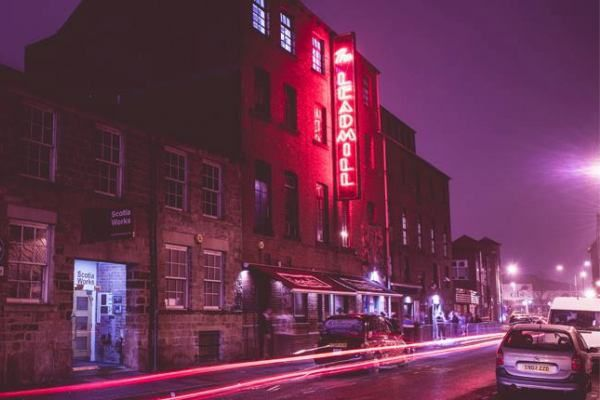 Leadmill, Sheffield #socialsheffield