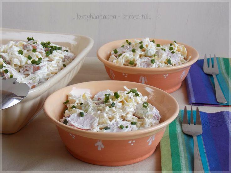 Korhely saláta