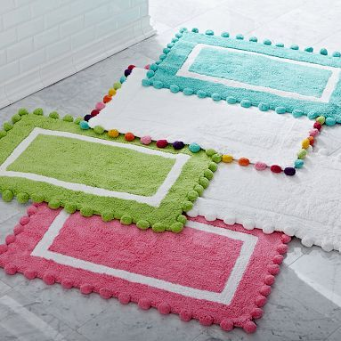 Best Bath Mats Ideas On Pinterest Diy Bath Mats Towel Rug - Bright bath mat for bathroom decorating ideas