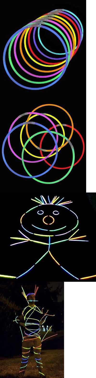 Novelty Vending Toys 51025: Weglow Brand Glow Stick Necklaces: 300 Pc, 22 Inch, Huge 6Mm Size, *Video* -> BUY IT NOW ONLY: $82.52 on eBay!