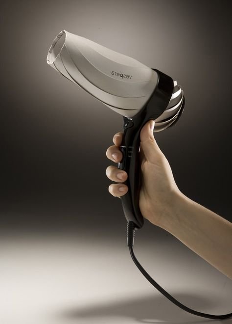 This hairdryer is designed with special considerations to the product life cycle: some parts of it can be easily replaced, and recycled! http://www.icsid.org/feature/blog/articles1880.htm