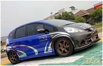 Modifikasi New Honda Jazz Konsep Berita Otomotif dan Teknologi Terbaru, http://www.rifmasites.com/2012/07/modifikasi-new-honda-jazz-konsep-biru.html