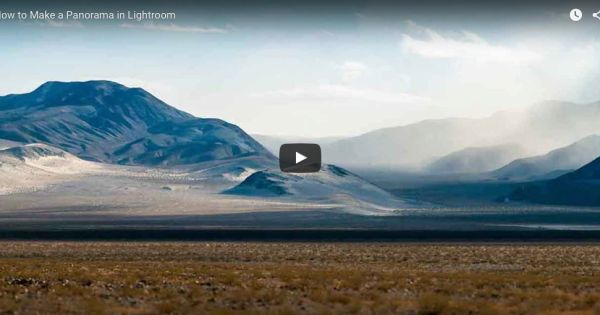 In today's video tutorial, Aaron Nace from Phlearn will show you how to make a high quality panorama in Lightroom.