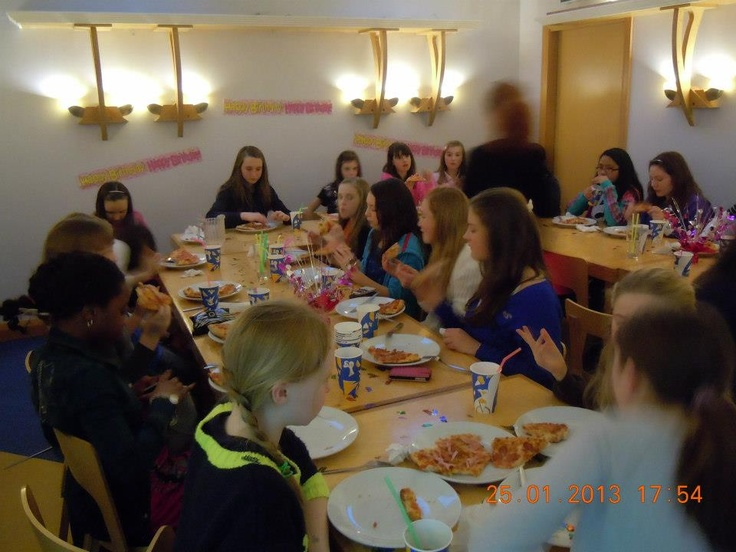 Jade's birthday party at Ginos.  All had great fun....Why not book your party at Ginos!