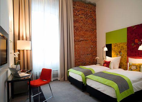 Andels Hotel, Lodz, Polen