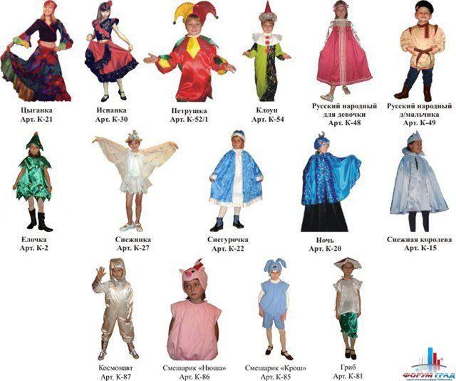 Новогодние костюмы самодельные для взрослых