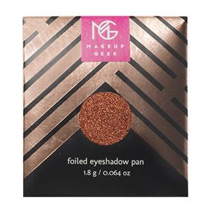 Makeup Geek Foiled Eyeshadow Pan in Flamethrower