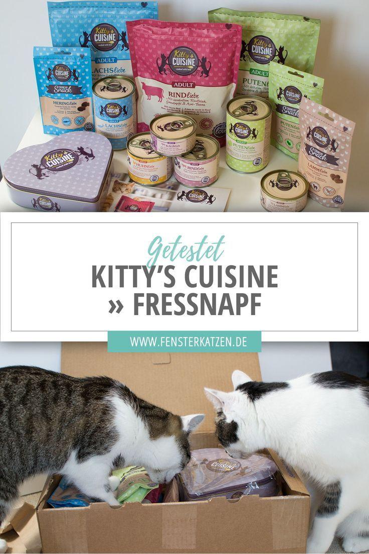 Kitty S Cuisine Fressnapf Getestet In 2020 Fressnapf Katzen Futter Katzennahrung