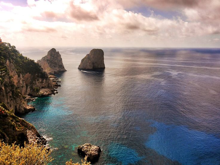 You haven't really seen Capri until you've seen it from the sea