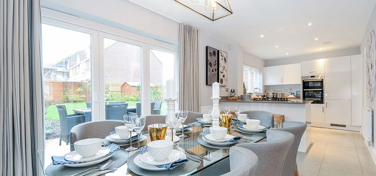 A collection of 1 & 2 bedroom apartments and 3 & 4 bedroom homes
