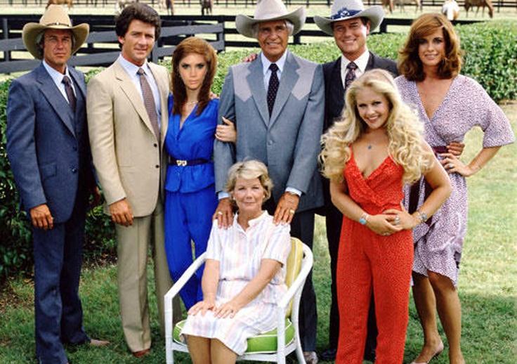 Famille Ewing (Dallas)