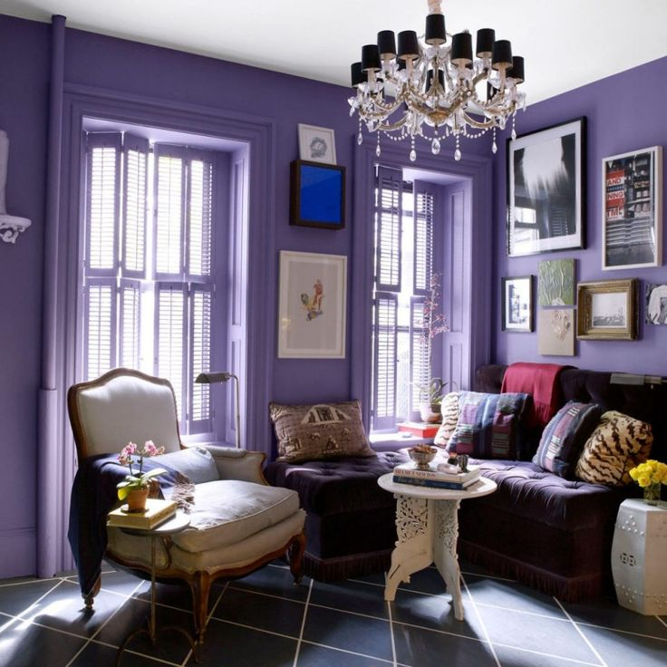 Color Walls For Living Room