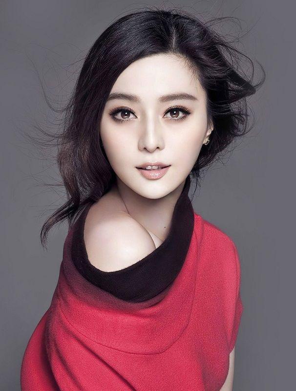 Fan Bingbing / 范冰冰  pretty Chinese woman picture