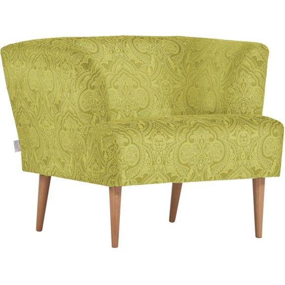 S tímto křeslem od značky CARRYHOME skvěle oživíte svůj domov! <strong>Umělecký vzor</strong> a veselážlutá barva doslova prozáří Váš obývací pokoj nebo ložnici. Tento fantastický kus nábytku má 4 stabilní<strong>dřevěnénohy</strong> v přírodní barvě a čalounění z polyéterové pěny pro maximální komfort při sezení.Ať si ho umístíte kamkoli, všude bude vypadat perfektně a upoutá pozornost i Vašich hostů. Toto křeslo: nadchněte se prodesign a pohodlí!