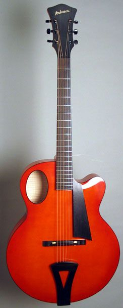Benedetto _ guitar