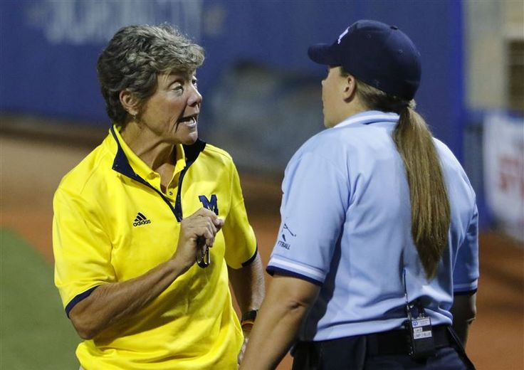 Surprisingly, coaches & umpires don't always see things the same way. Who knew?