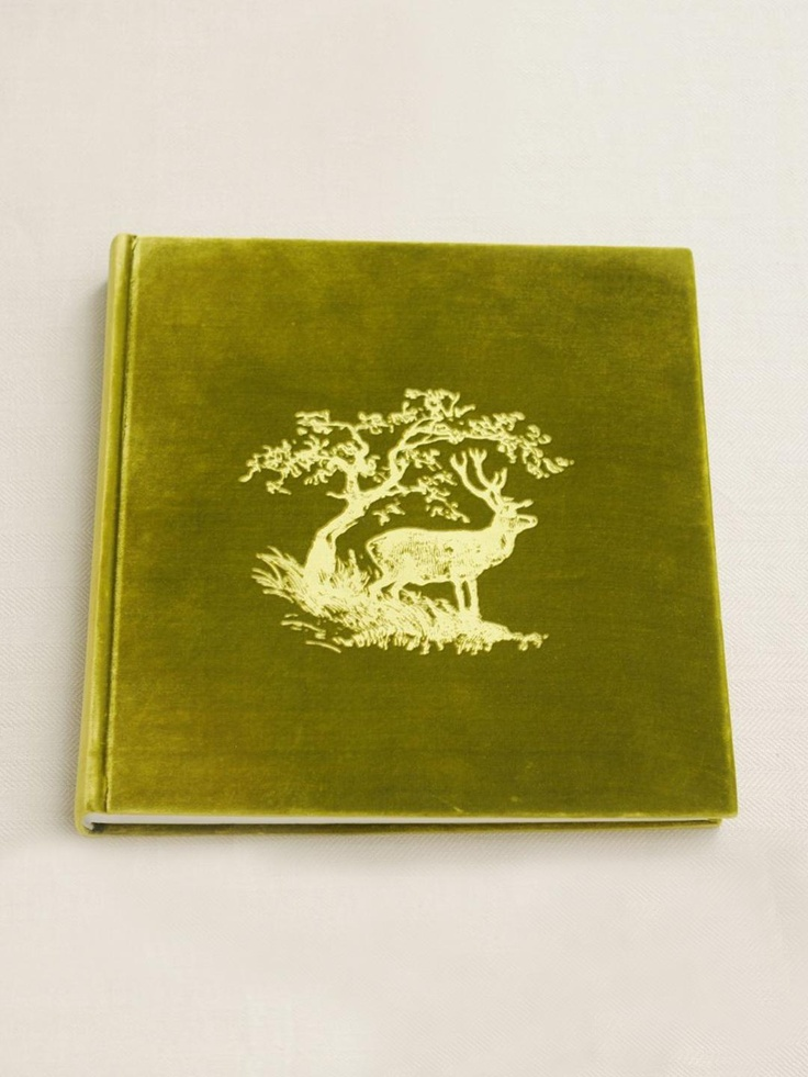 Velvet Raptor - Elk On Velvet Album. wedding album. be better if there was a stag and a doe