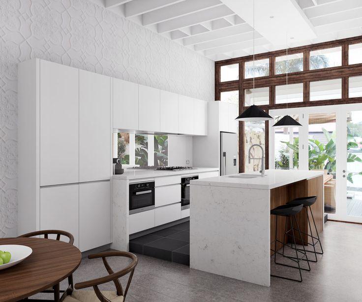 128 best studio concept kitchens images on pinterest for Studio kitchen ideas