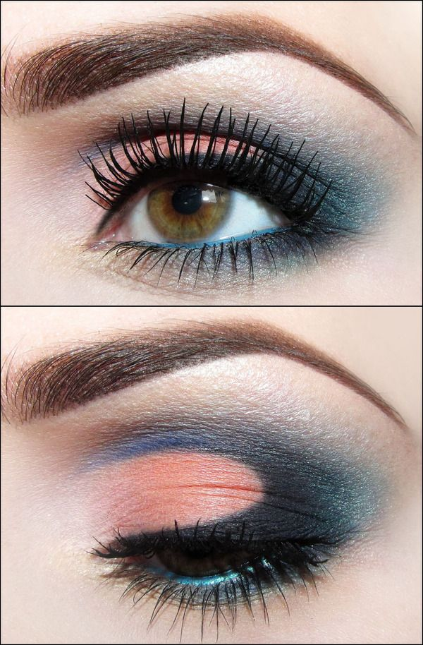 Fancy...: Make Up, Eye Makeup, Eyeshadow, Pencil Technique, Makeup Ideas, Beauty, Eyemakeup, Hair